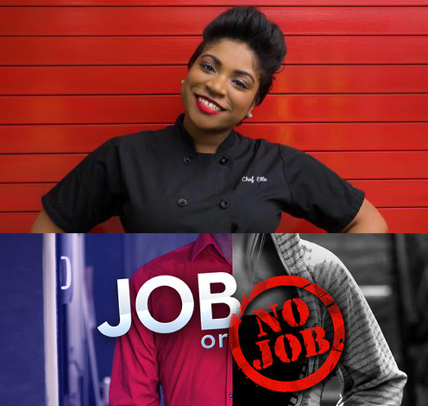 "Gabrielle McBay, who earned a food management degree last December, is expected to appear in the first episode of ABC Family's ""Job or No Job."""