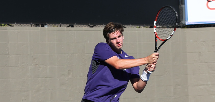 Norrie and men's tennis start season off strong