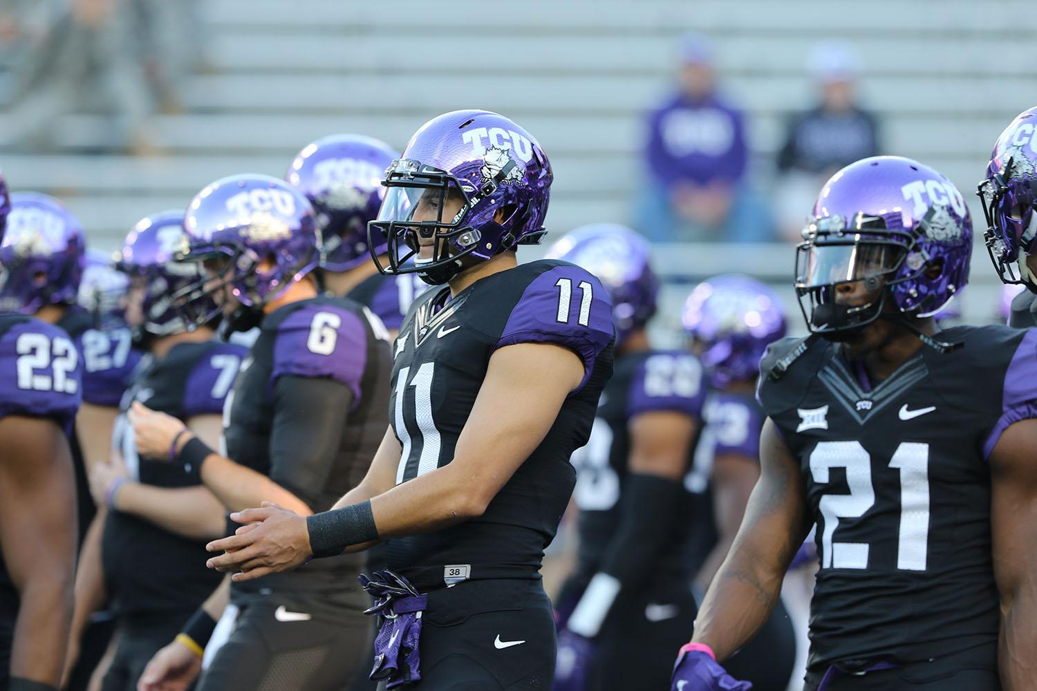 Previewing The Alamo Bowl Tcu Vs Oregon