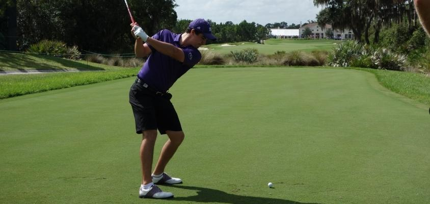 The Horned Frogs recorded a season best eight under par as a team at the Nike Golf Collegiate Invitational.