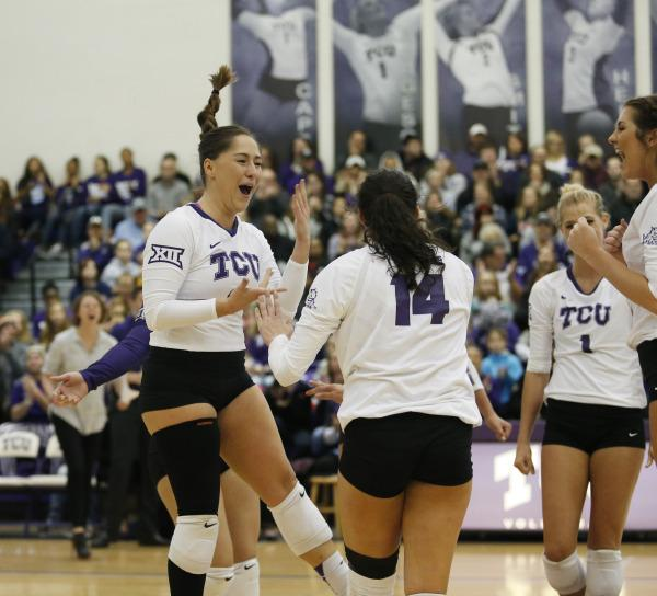 TCU Volleyball earns berth to NCAA Tournament