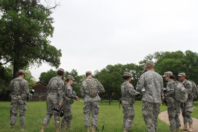 TCU Army ROTC prepare for fall Leadership Training Exercise (LTX) this weekend Nov. 7-8