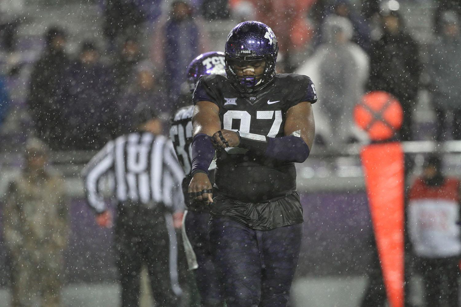 Win over Baylor speaks volumes of Frogs' resilience