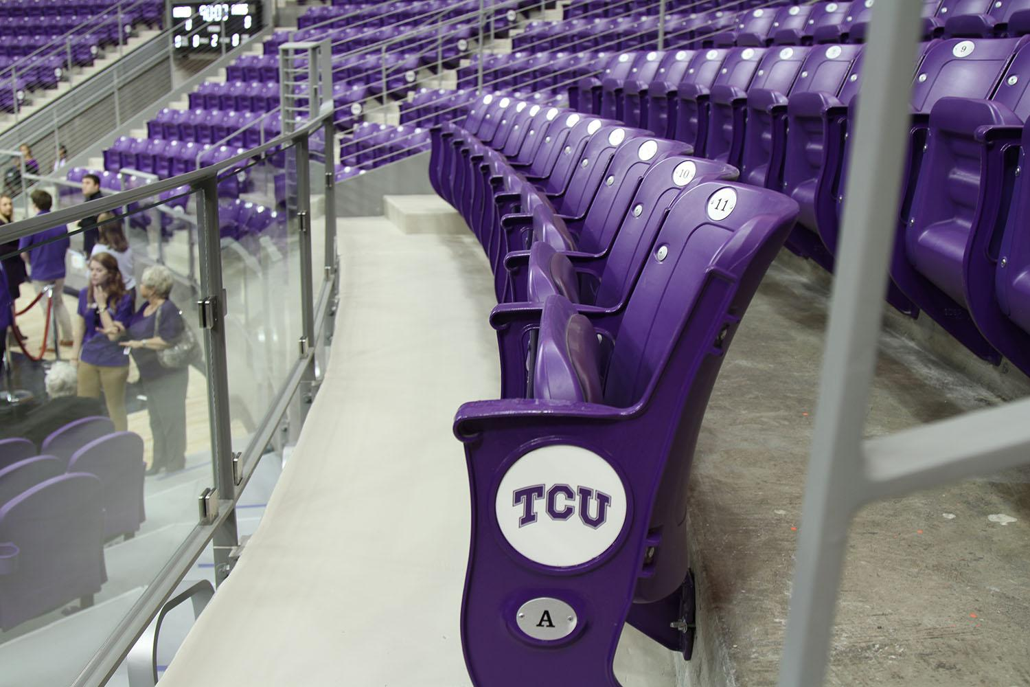 New security measures at home athletic events