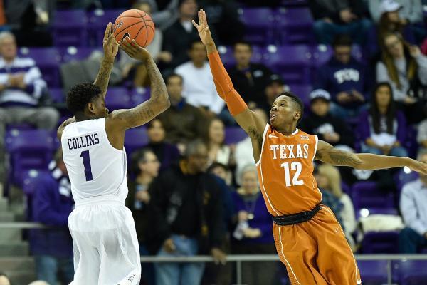 TCU survives against Texas