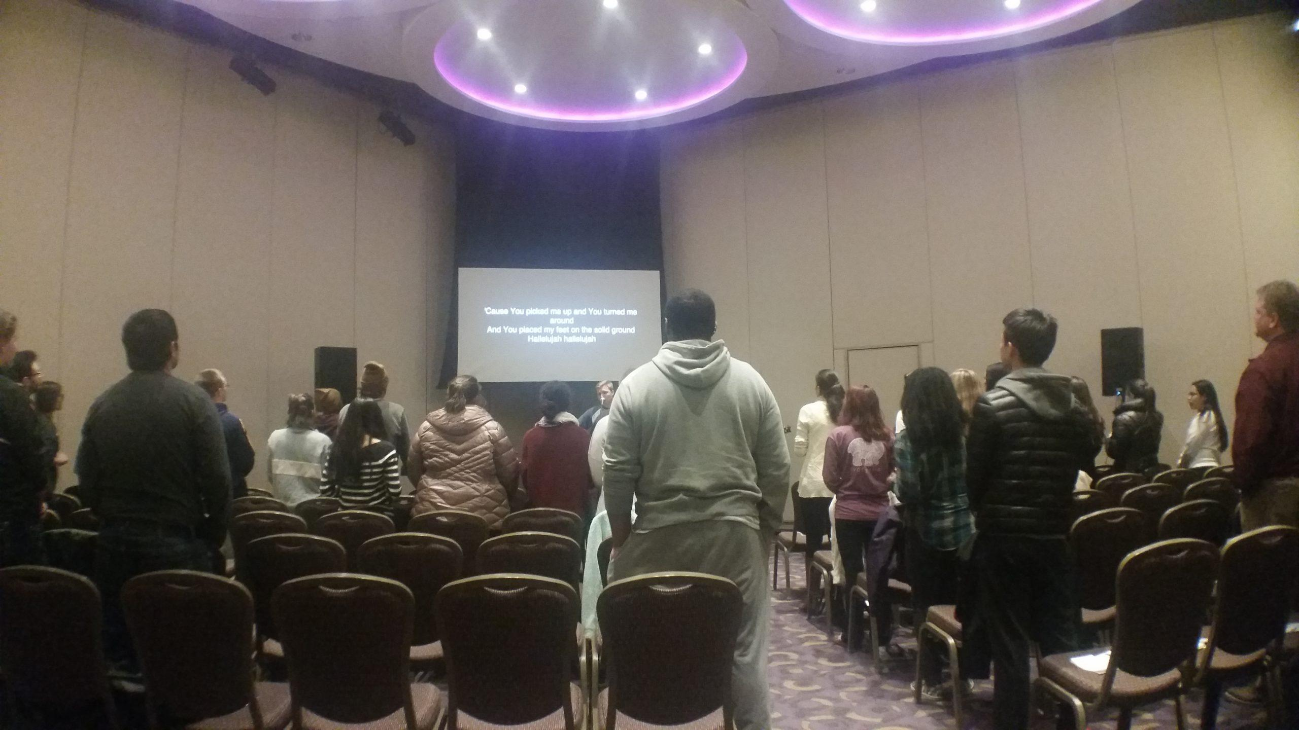 Fresh Start gives students a new way to worship