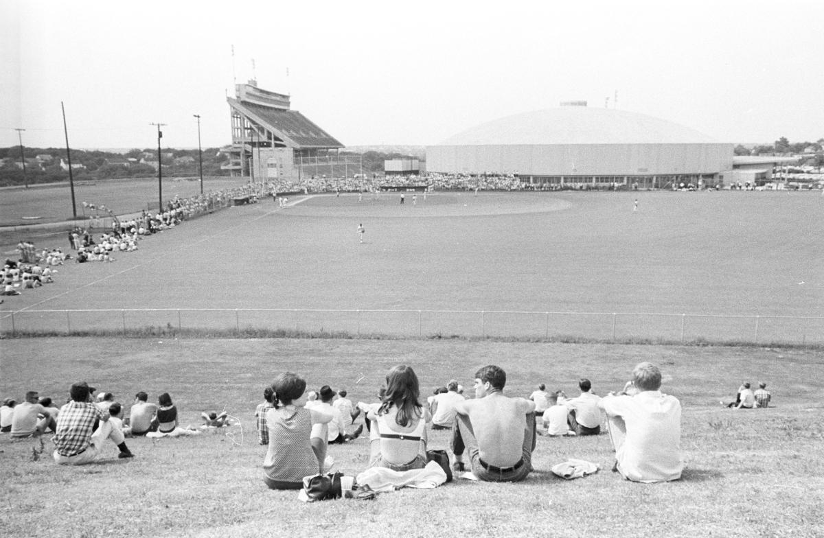 IMAGE: From the TCU Diamond to Lupton Stadium