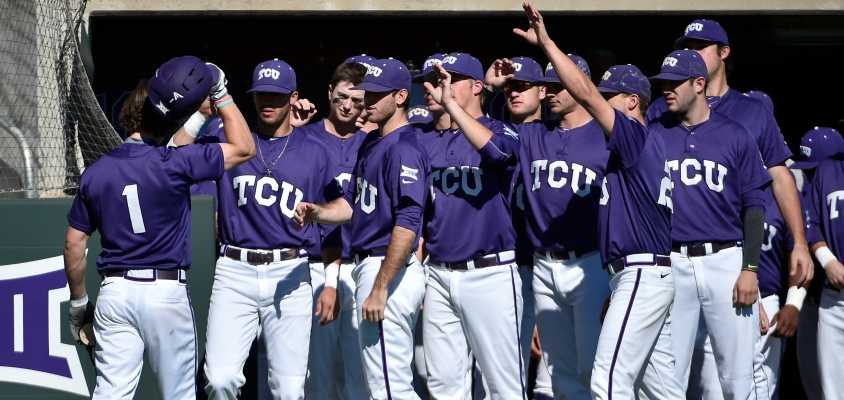 TCU baseball releases new video before season opener