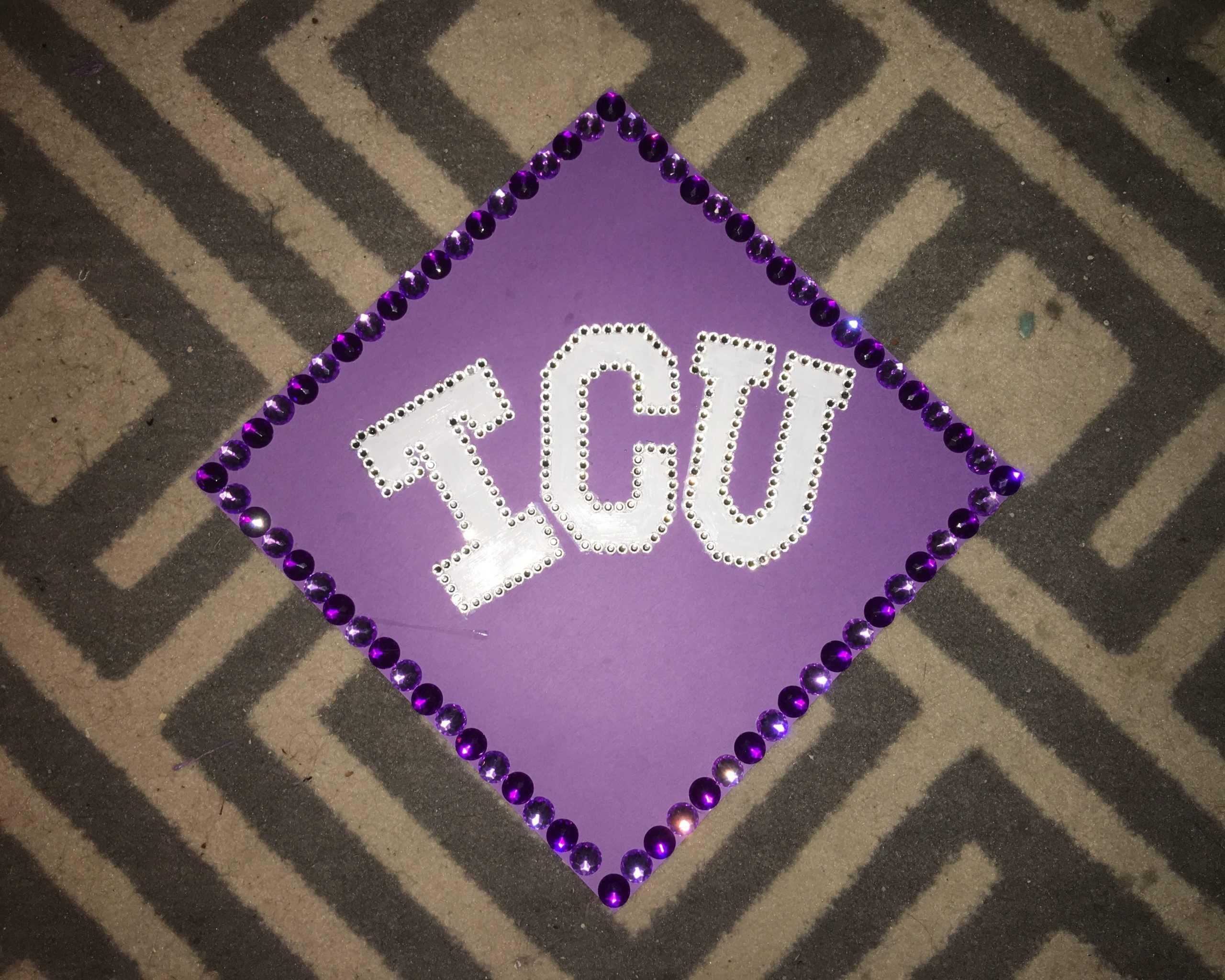 A Guide To Designing Your Graduation Cap Tcu 360