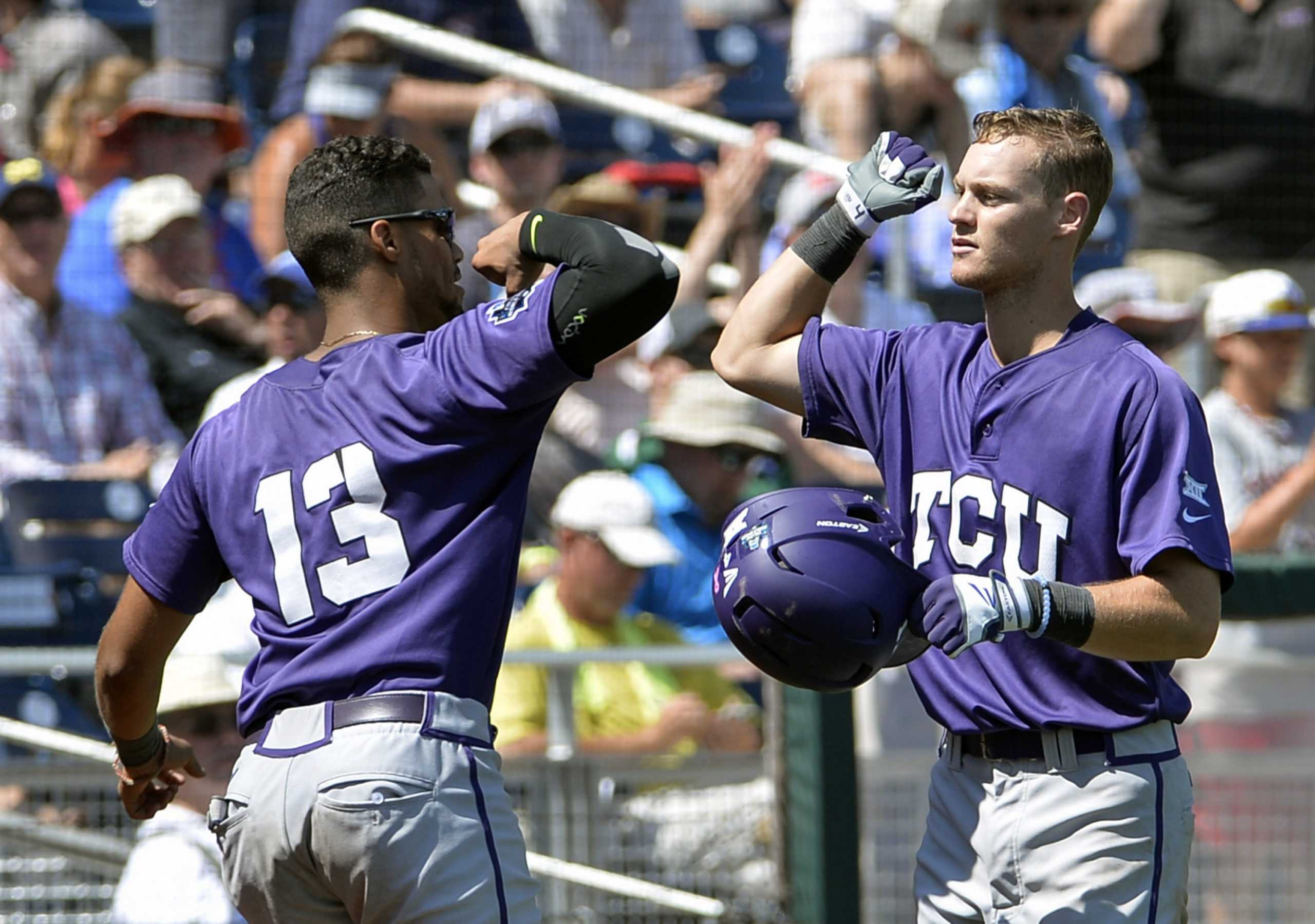 TCU extended its win streak to double digits Friday night against Murray State.