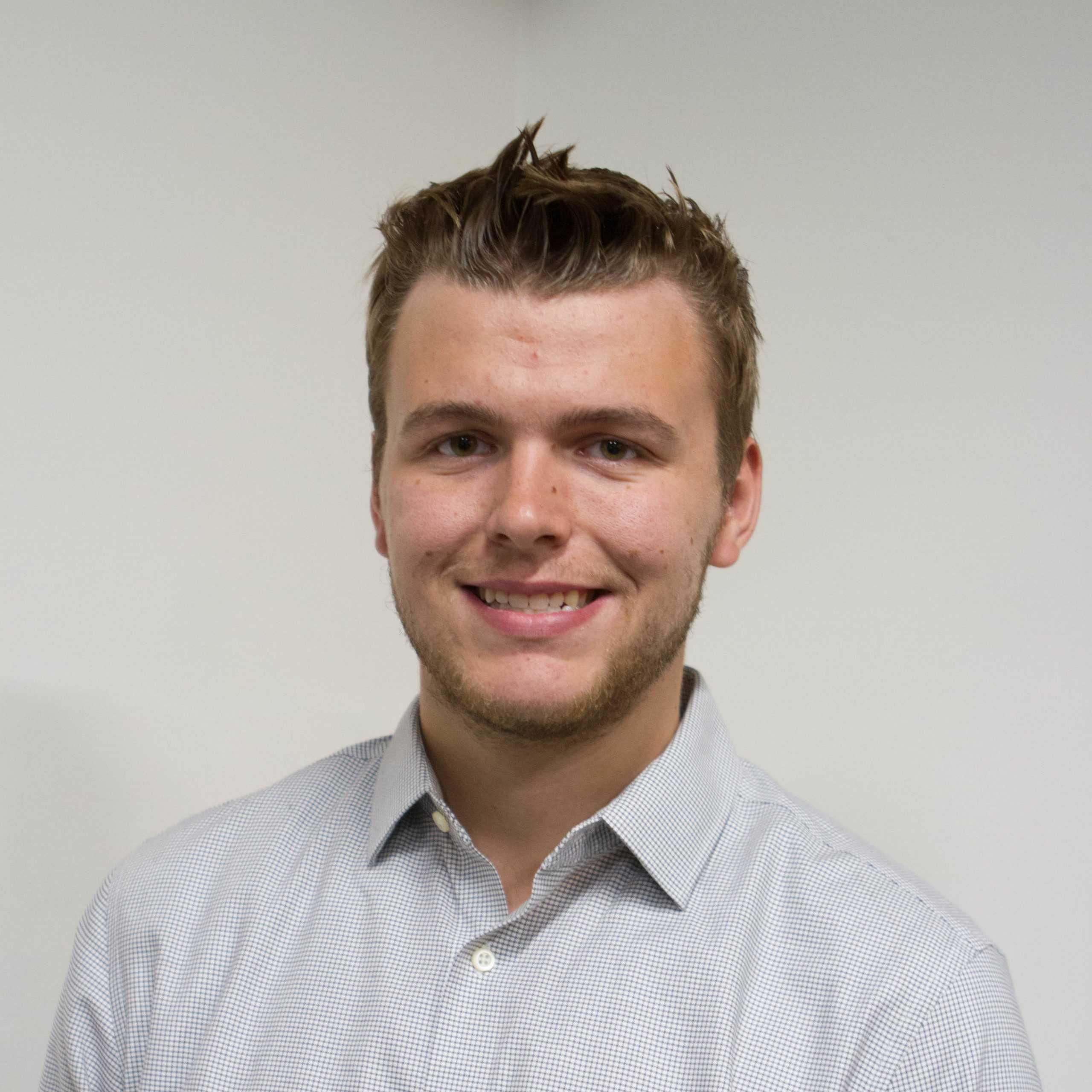 Andrew Van Heusden : Editor, The Skiff