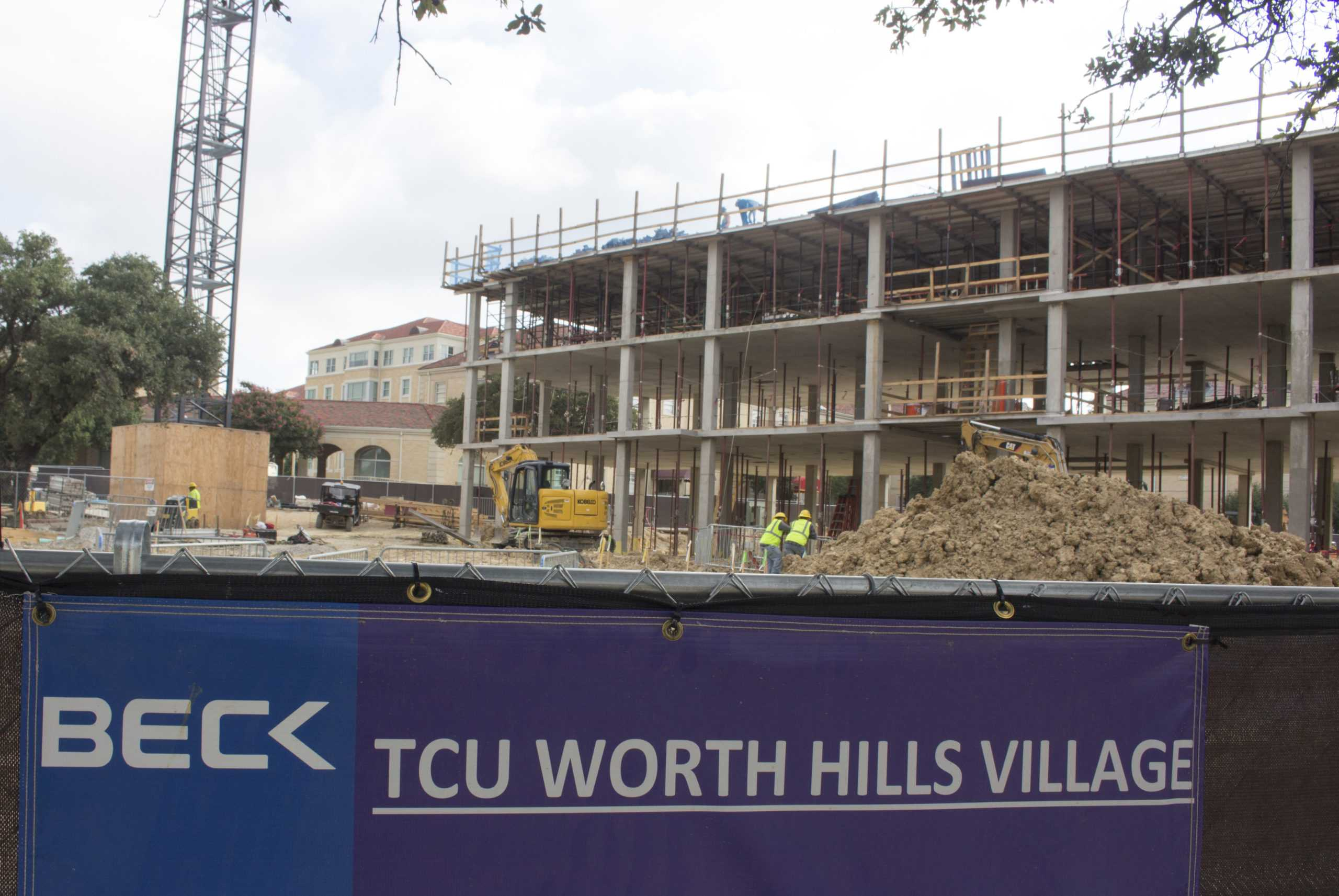 Move In Day Could Come Early To Greek Village