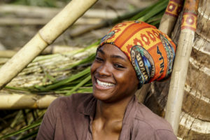 """""""Your Job is Recon"""" - Michaela Bradshaw on the third episode of SURVIVOR: Millennials vs. Gen. X, airing Wednesday, Oct. 5 (8:00-9:00 PM, ET/PT) on the CBS Television Network. Photo: Monty Brinton/CBS Entertainment ©2016 CBS Broadcasting, Inc. All Rights Reserved."""