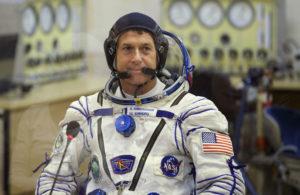 Astronaut Shane Kimbrough (AP Photo/Ivan Sekretarev, Pool, File)