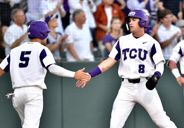 Frogs take 2 of 3 from Cal to close out regular season