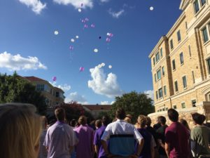 Friends, family join together to remember TCU student killed in boating accident