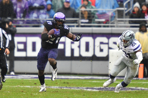 Kyle Hicks (Photo from gofrogs.com)