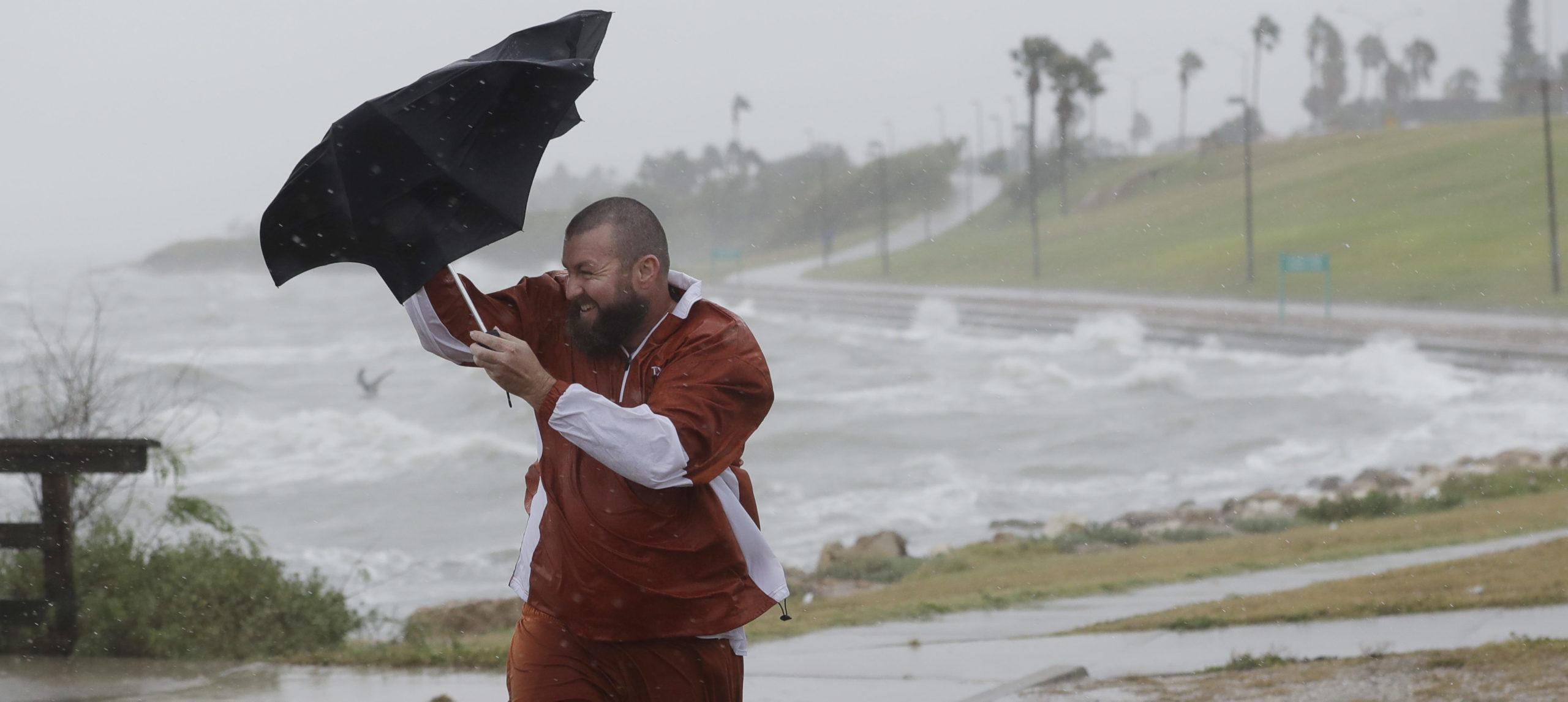 Hurricane Harvey barrels toward the Texas coast TCU