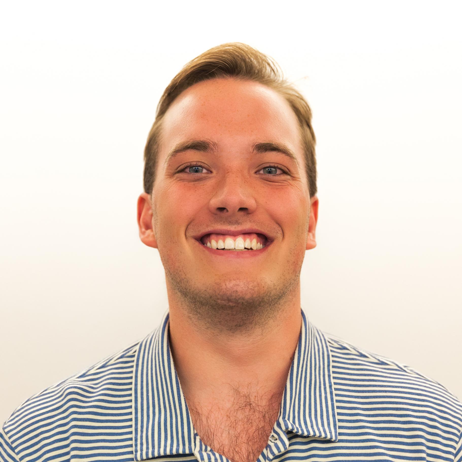 Benton McDonald : Sports Editor