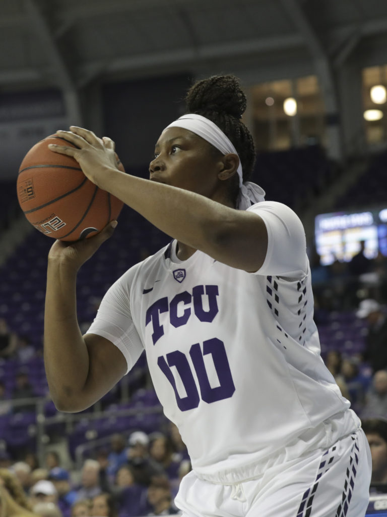 Women's basketball defeats UTA in Round 2 of WNIT, 71-52 | TCU 360