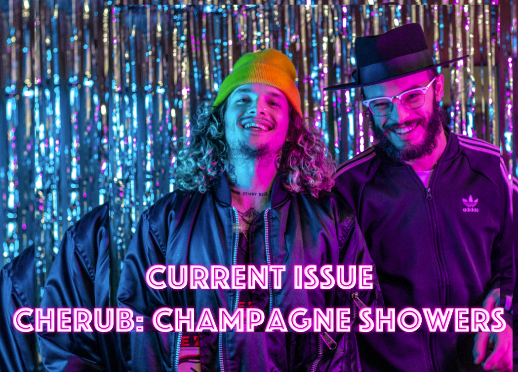 Current Issue Cherub Champagne Showers Spring 2019