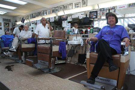 Local Barbers : Local barber shop sticks to its roots  TCU 360